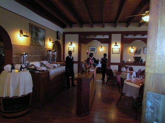 Namib Restaurant : restaurant