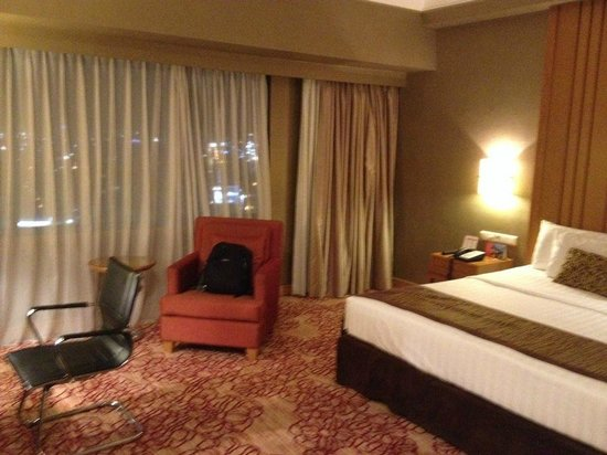 Hotel Ciputra Jakarta : Overview of the room