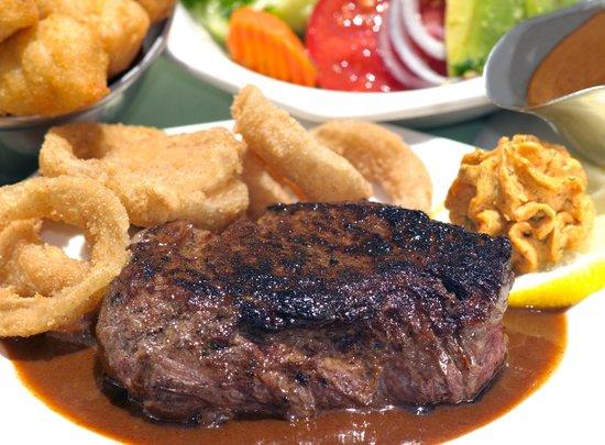Namib Restaurant : steak