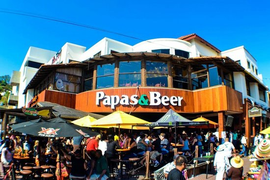 ‪Papas & Beer Ensenada‬