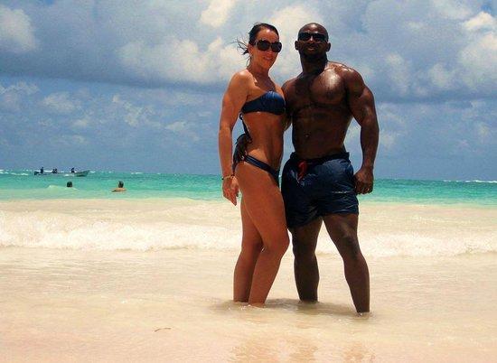 Bavaro Princess All Suites Resort, Spa & Casino : Awesome Beach