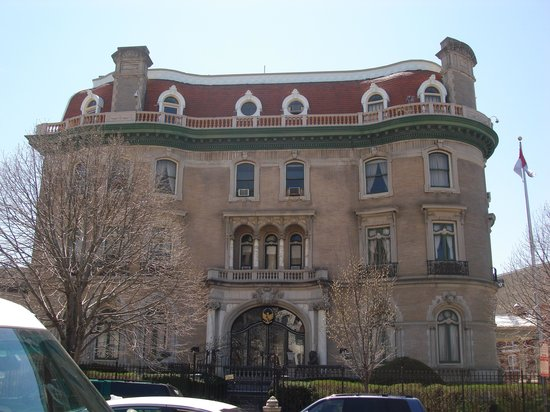 DC Insider Tours: Beginning Embassy Row Tour