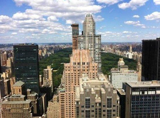 Manhattan Skyline : From Equitable Tower