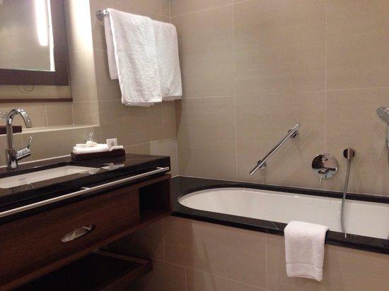 The Europe Hotel & Resort: Bathroom