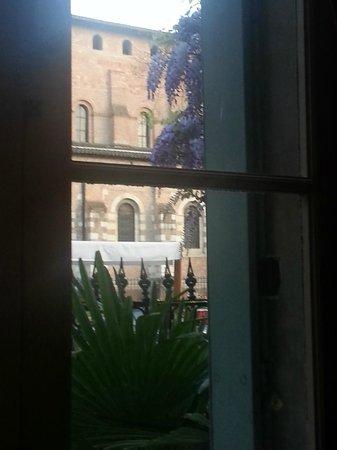 Le 7 Place Saint Sernin : Vista/View