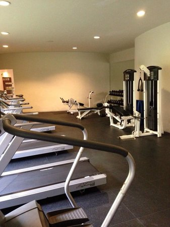 Presidente Inter-Continental Cozumel Resort & Spa : fitness center