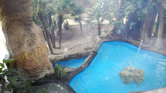 Magic Aqua Rock Gardens: Entrada hotel