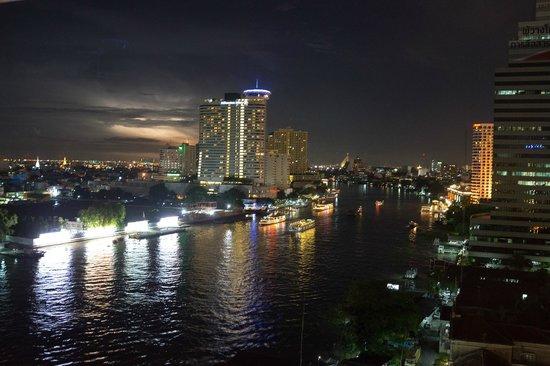 Mandarin Oriental, Bangkok: View from my room