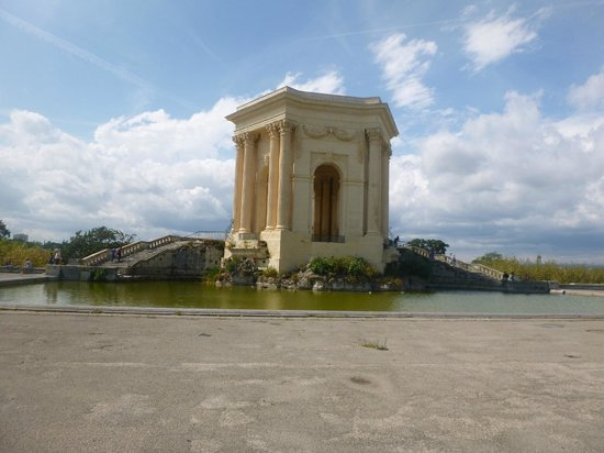 Porte du Peyrou : Jardin du Peyrou
