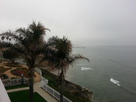 Pismo Lighthouse Suites: View from the balcony