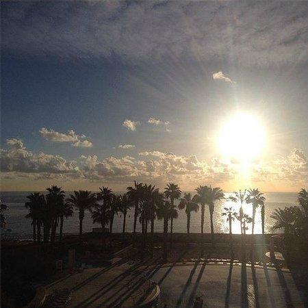 Hilton Malta: Восход солнца