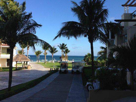 Moon Palace Cancun : Moon Grand Lobby view