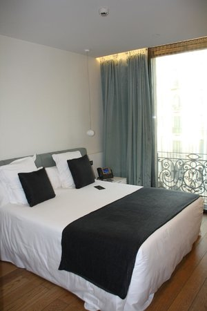 Hotel Ohla Barcelona: la literie