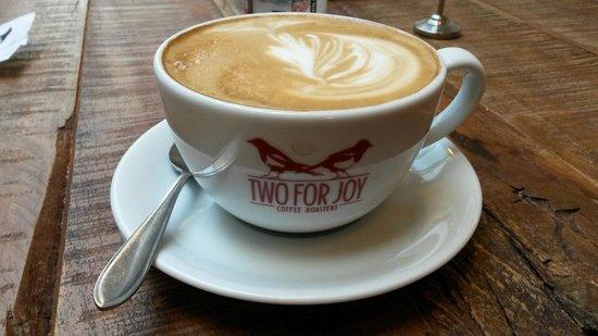 Frederix Micro Roasters: Latte ready