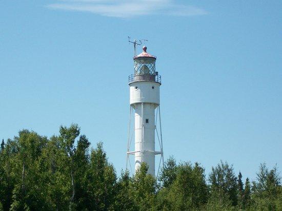 Lake Superior : Lighthouse