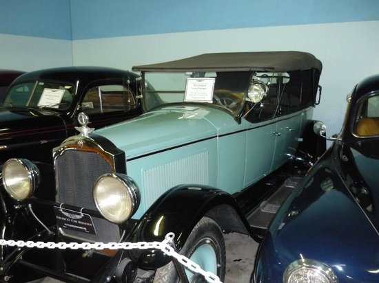 LeMay - America's Car Museum: 1923 Packard at the LeMay Museum