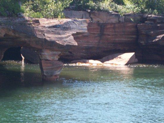 canoeing Lake Superior