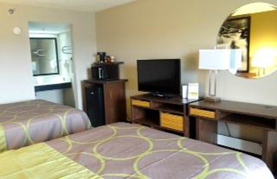 Super 8 Pigeon Forge-Emert ST: Two Queens Room