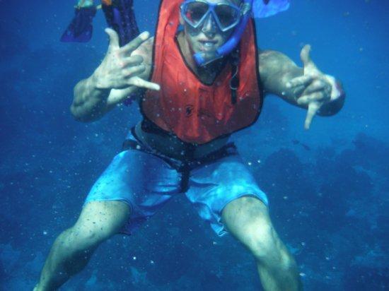 El Cozumeleño Beach Resort: Snorkel Day