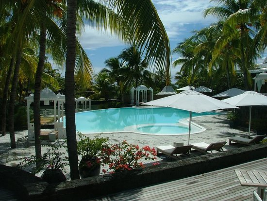 Paradise Cove Boutique Hotel: Main pool