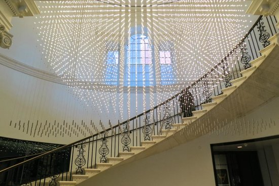 Museum of the City of New York : Grand Staircase