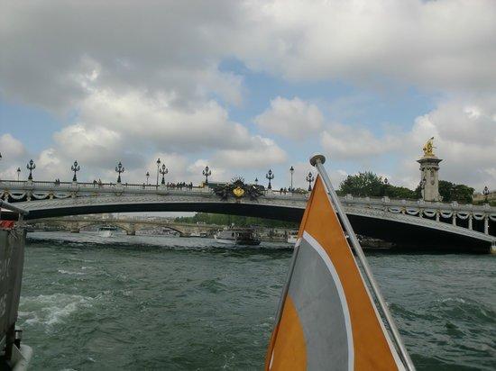 Bateaux Parisiens : Boot