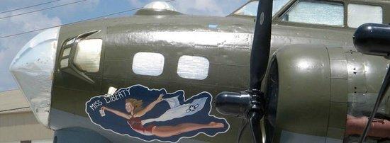 Barksdale Global Power Museum: B-17 Miss Liberty