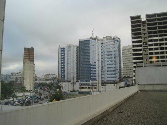 Novotel Casablanca City Center : room view