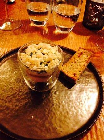 L'Esquisse: fromage frais délicieux