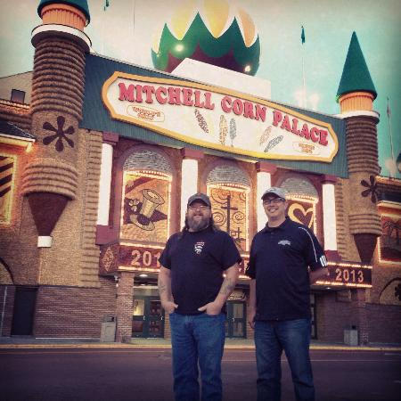 Corn Palace: Great photo opportunities