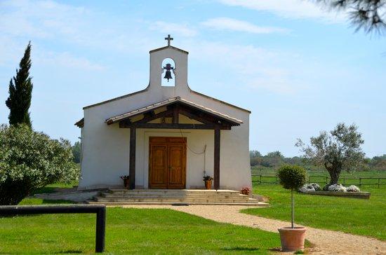 Lou Mas Dou Juge: La chapelle