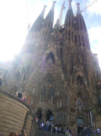 Sagrada Família : La Sagrada Familia