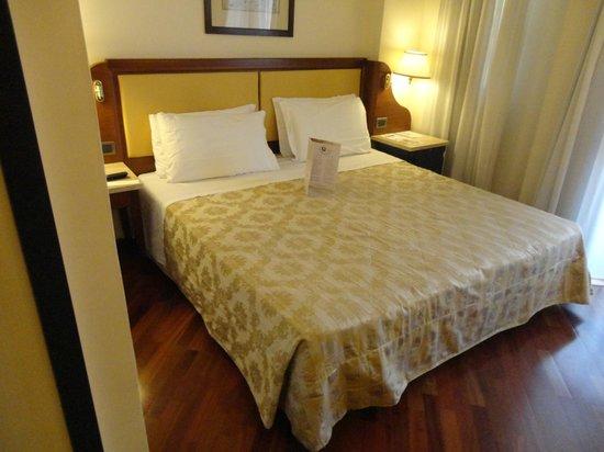 Pitti Palace al Ponte Vecchio: cama