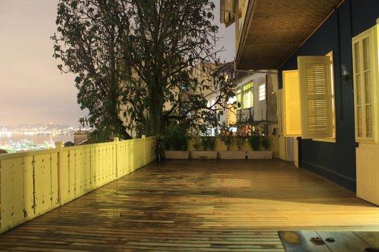 Terra Brasilis Hostel : ...