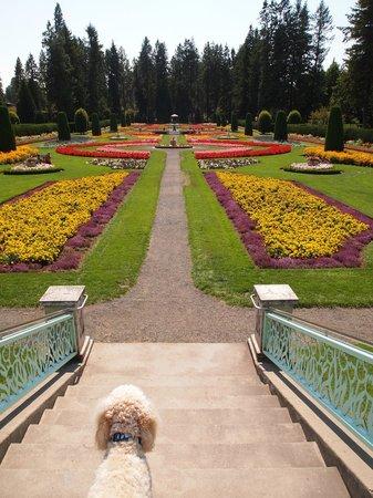 Manito Park : Formal Garden