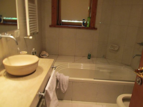 Indias Blancas: baño