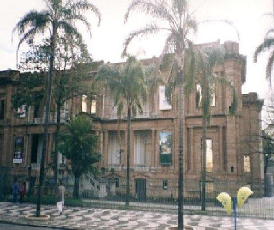 Pinacoteca del Estado: Fachada da Pinacoteca