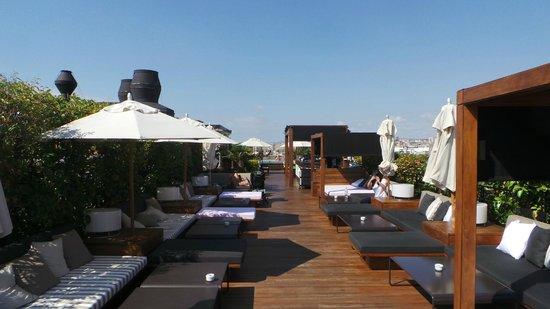 Hotel 1898 : Rooftop Terrace