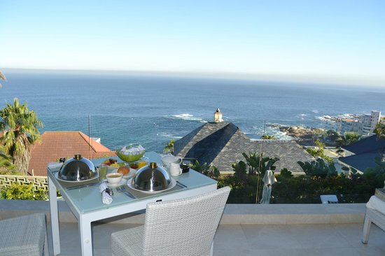 The Clarendon Bantry Bay: Vue