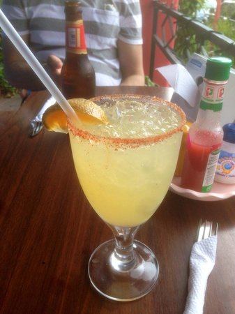 Big Daddy's Grill: Margarita!!