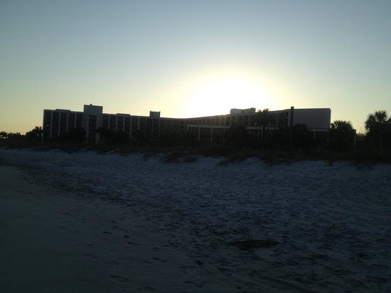 Springmaid Beach Resort & Conference Center: Sunset on Springmaid.