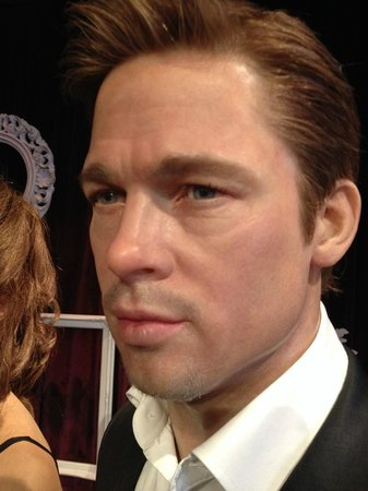 Madame Tussauds Hollywood : Octubre 2013