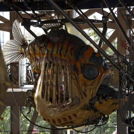 Les Machines de L'ile: Un poisson du Carrousel