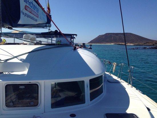 FuerteCharter: catamaran