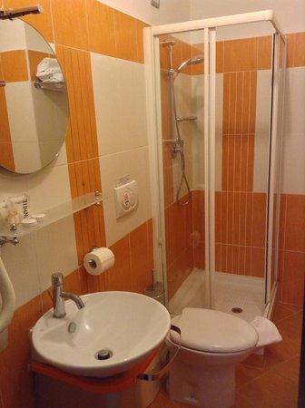 Roman Residence Inn: Ванная комната