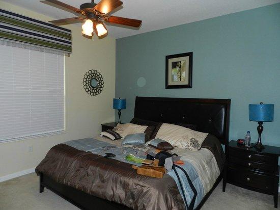 Vista Cay: Dormitório de casal