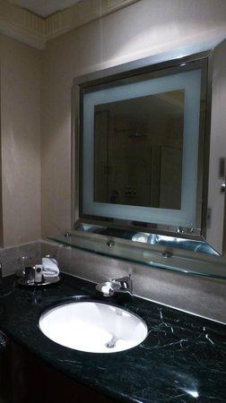 Sofitel Washington DC: Usual Sofitel bathroom