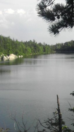 Minnewaska State Park Preserve: The Lake