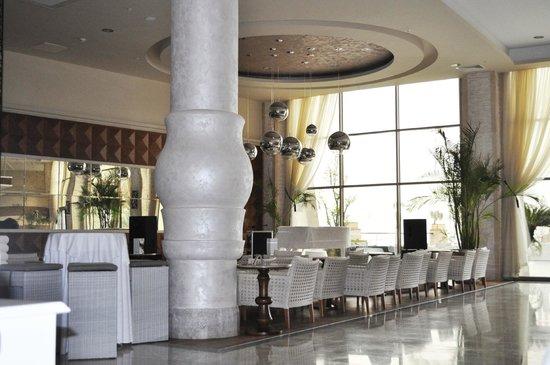 Paloma Pasha Resort : Le lobby
