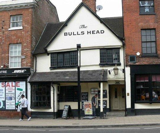Bulls Head: Exterior